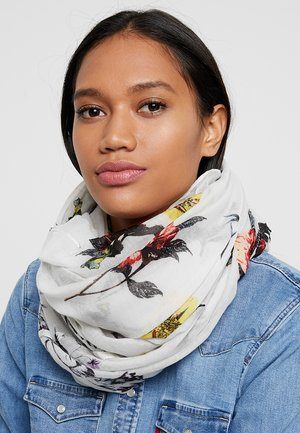 PCBAILEY TUBE SCARF - Snood - cloud dancer