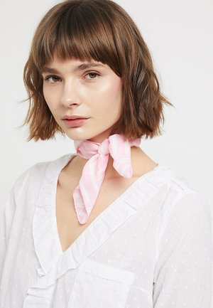 PCJESSICA SQUARE SCARF  2 PACK - Foulard - candy pink