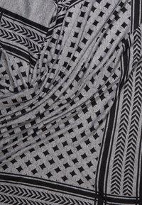 Pieces - Sjaal - light grey melange - 2