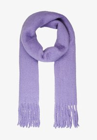 Pieces - Szal - aster purple - 1