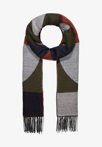 Pieces - Scarf - picante - 1
