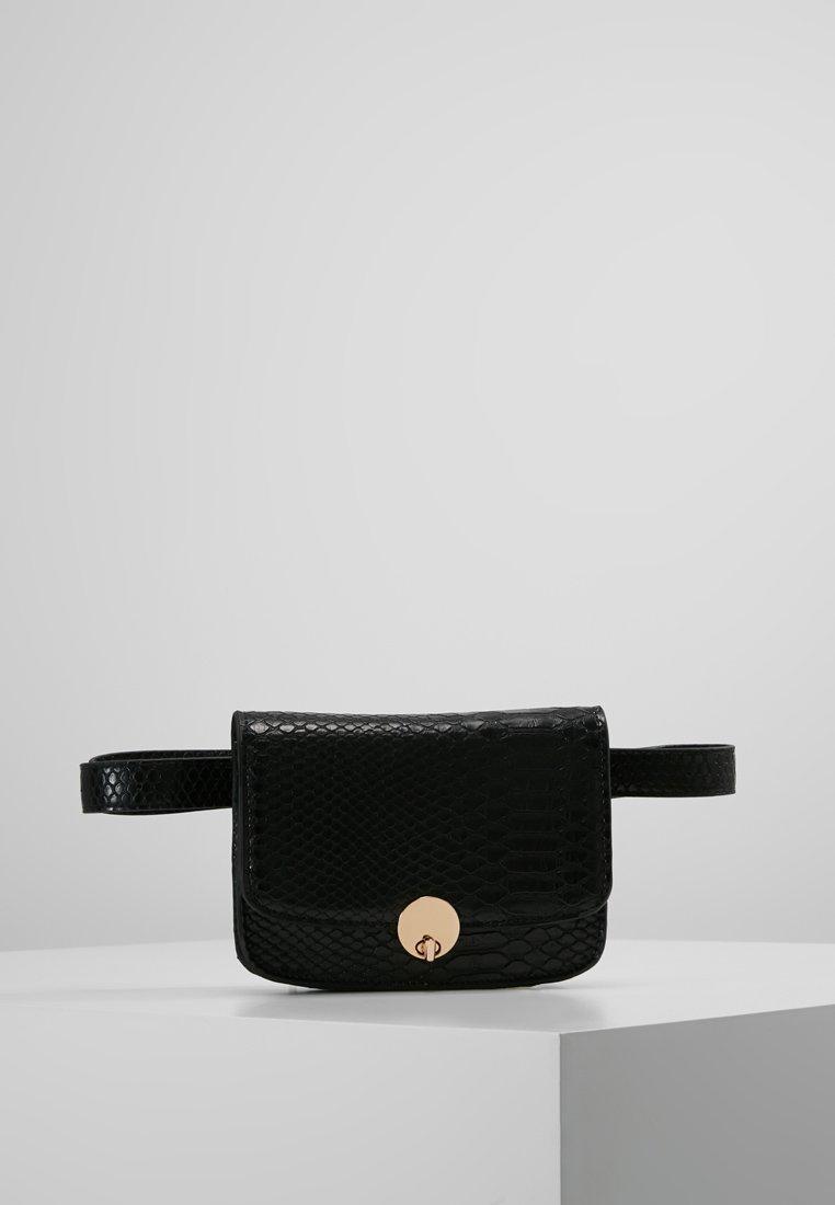 Pieces - PCADINA BELT BAG - Heuptas - black