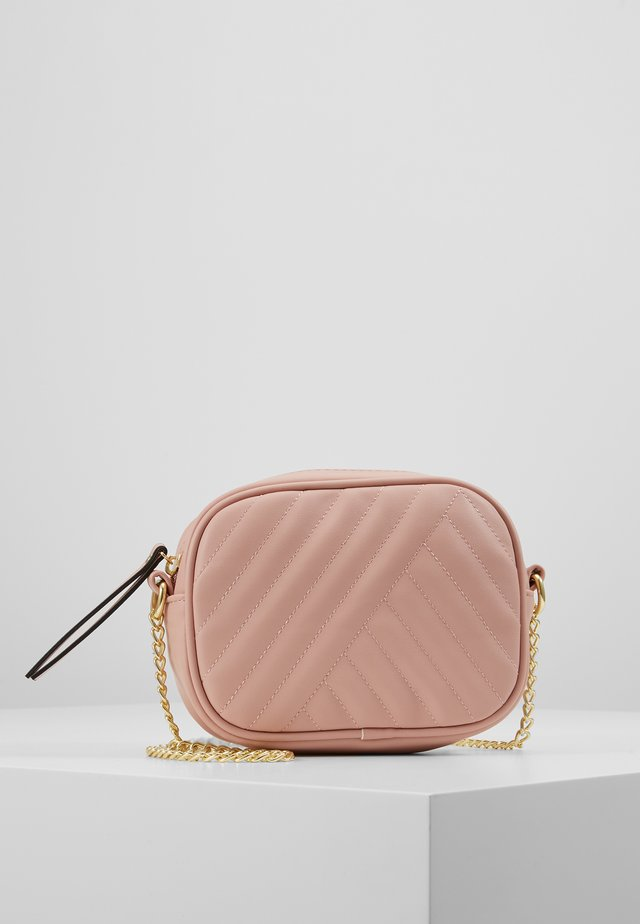 PCBABA CROSS BODY - Schoudertas - nude