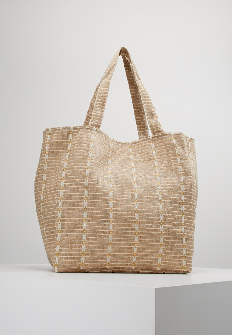 Pieces - PCCARRIE  - Shopping bags - nature