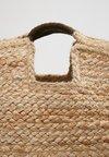Pieces - PCCHARLIE BAG - Käsilaukku - nature