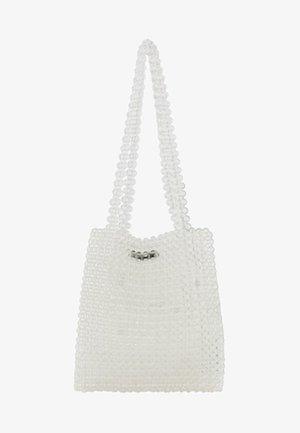 Bolso de mano - bright white