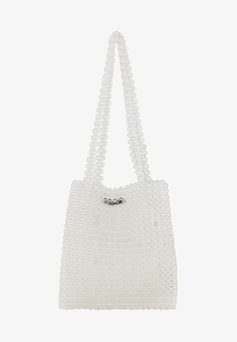 Pieces - Handtasche - bright white
