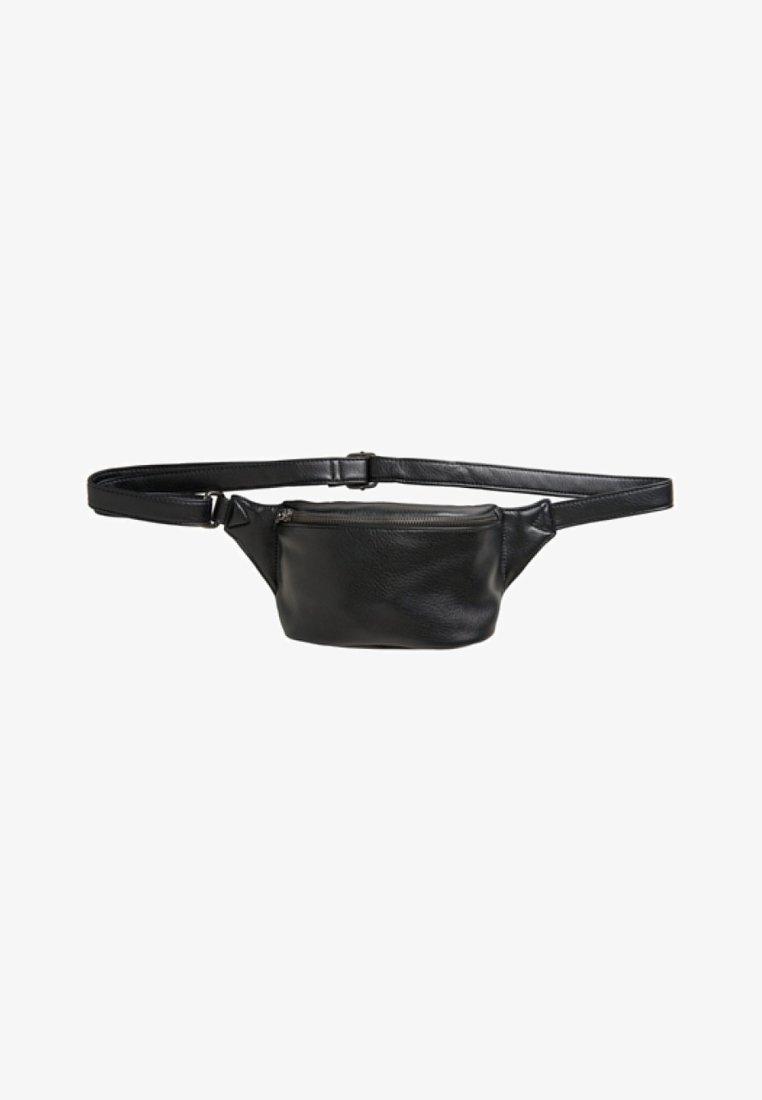 Pieces - Bum bag - black