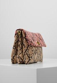 Pieces - Borsa a tracolla - candy pink - 3
