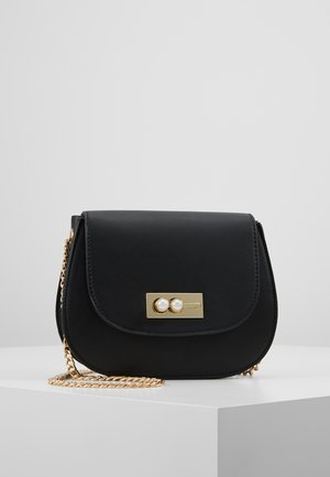 PCHOLLY CROSS BODY - Skulderveske - black