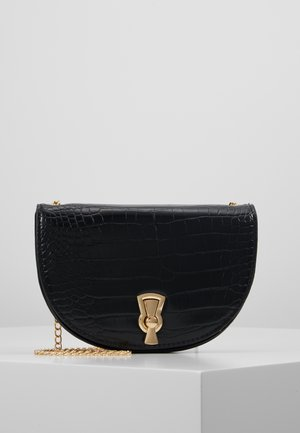 PCCILLY CROSS BODY - Skulderveske - black