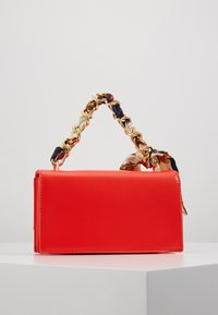 Pieces - PCSCARLET CROSS BODY - Handbag - high risk red - 2