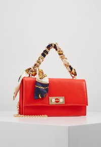 Pieces - PCSCARLET CROSS BODY - Handbag - high risk red - 0