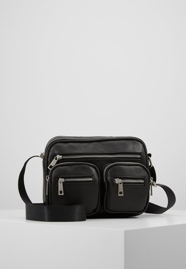 PCOROZIA CROSS BODY D2D - Sac bandoulière - black