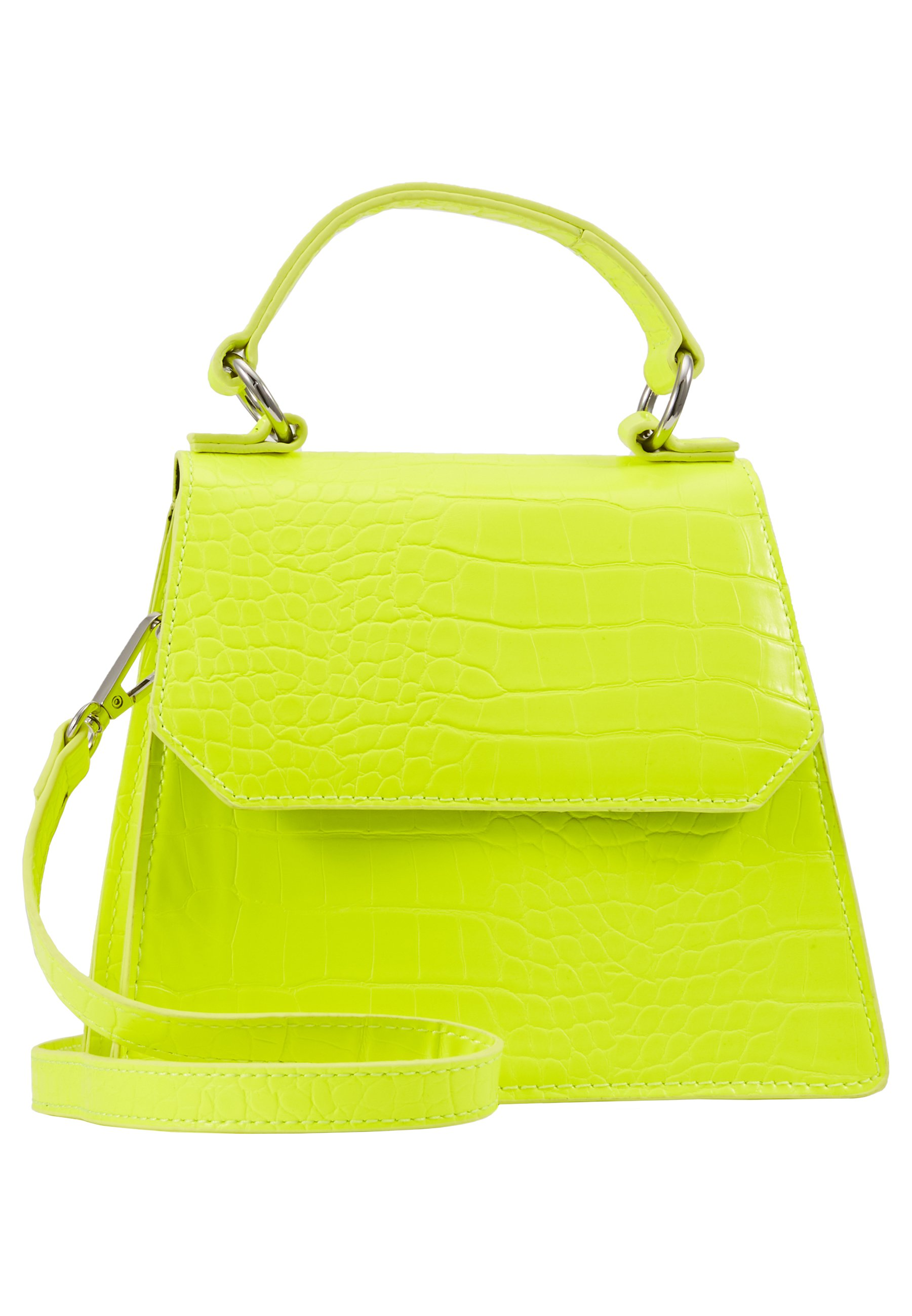 Pieces Pcanella Mini Cross Body - Sac Bandoulière Safety Yellow