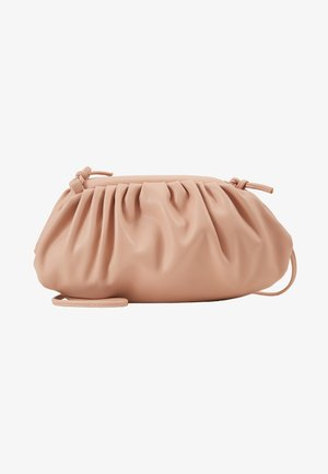 PCPECKISH CROSS BODY - Sac bandoulière - nude