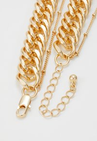 Pieces - PCCHAIN COMBI NECKLACE  - Ketting - gold-coloured - 3