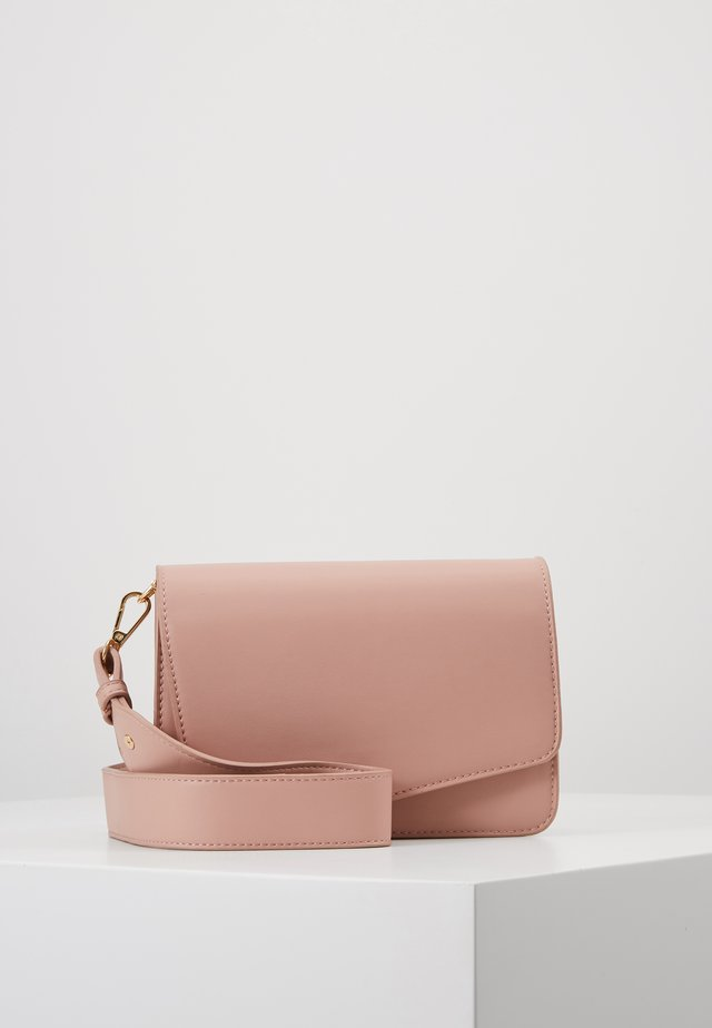 PCDILISH CROSS BODY KEY - Schoudertas - ash rose