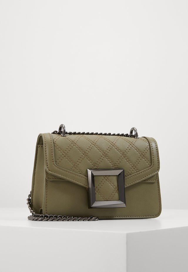 PCSAGE CROSS BODY - Sac bandoulière - feldspar