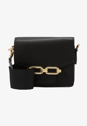 CROSS BODY  - Sac bandoulière - black/gold