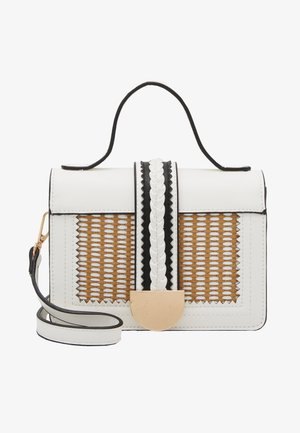PCNEEMI CROSS BODY - Handtasche - bright white