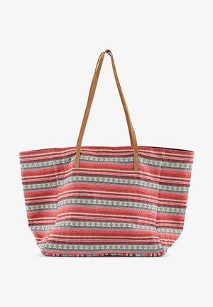 Shopping bag - aurora pink