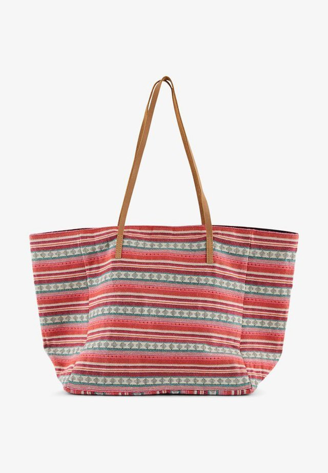 Shopper - aurora pink