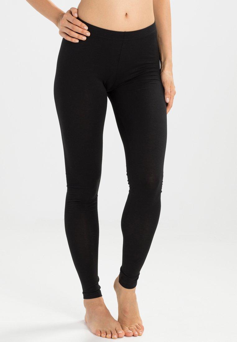 Pieces - EDITA - Leggings - Stockings - black