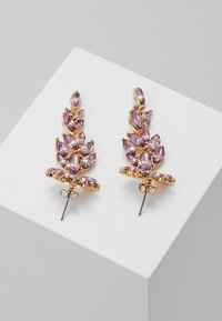 Pieces - PCMARLO EARRINGS KEY - Náušnice - gold-coloured - 2