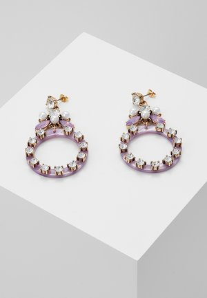 PCSOJA EARRINGS - Pendientes - english lavender