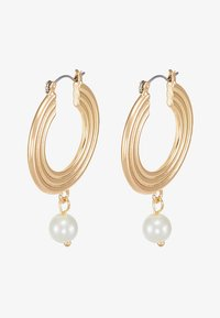 Pieces - PCCARA HOOP EARRINGS - Oorbellen - gold-coloured - 3