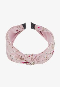 Pieces - PCSALLY HAIRBAND - Hair styling accessory - pastel rose/tan - 3