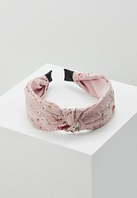 Pieces - PCSALLY HAIRBAND - Hair styling accessory - pastel rose/tan - 0