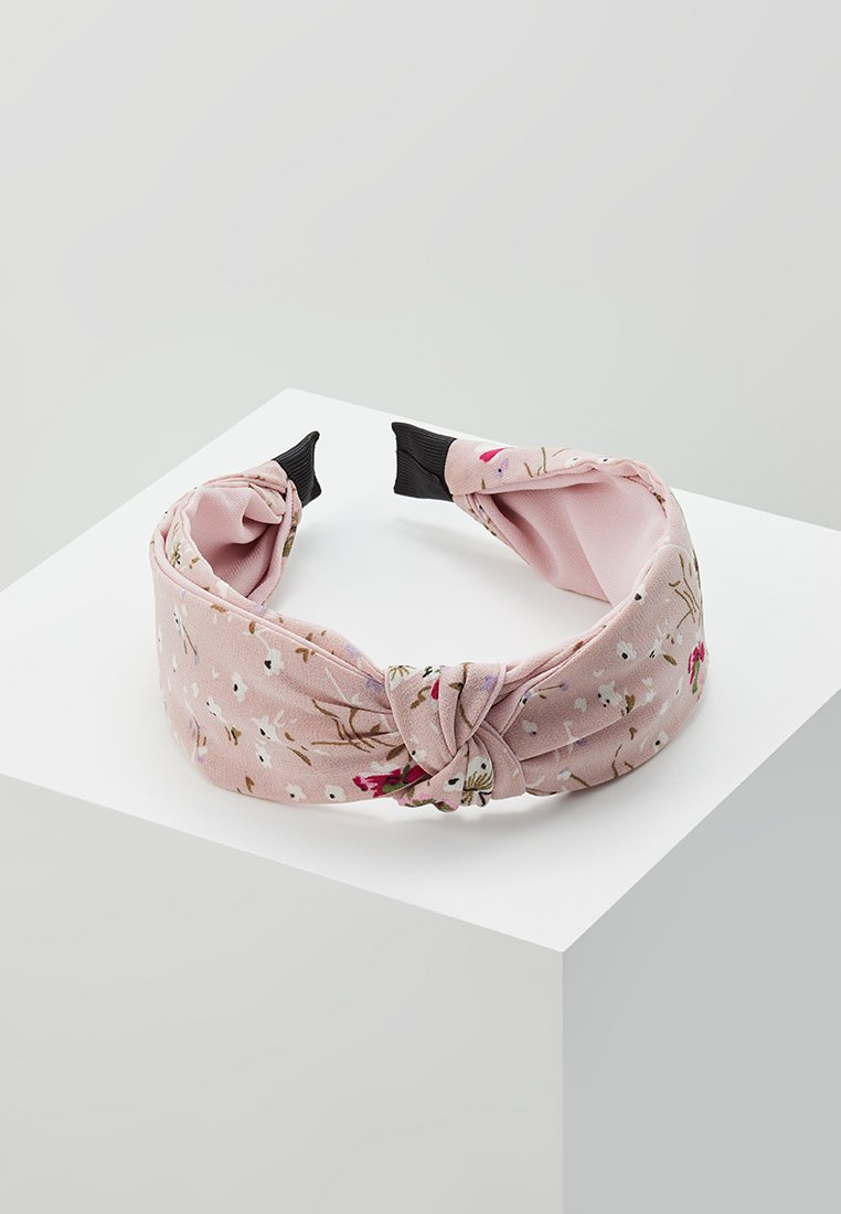 Pieces - PCSALLY HAIRBAND - Accessori capelli - pastel rose/tan