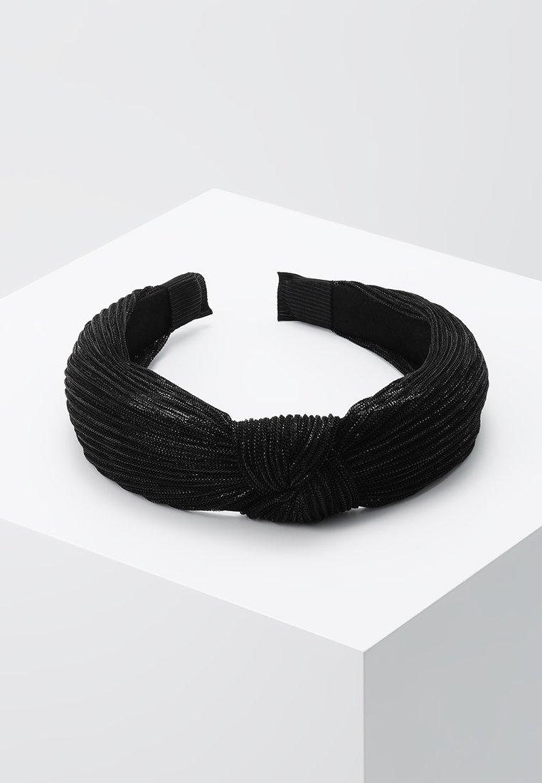 Pieces - PCEMSA HAIRBAND - Příslušenství kvlasovému stylingu - black