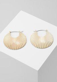 Pieces - Orecchini - gold-coloured - 0