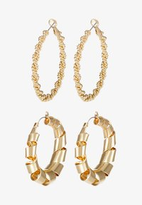 Pieces - Náušnice - gold-coloured - 3
