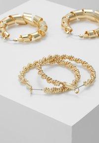 Pieces - Náušnice - gold-coloured - 2