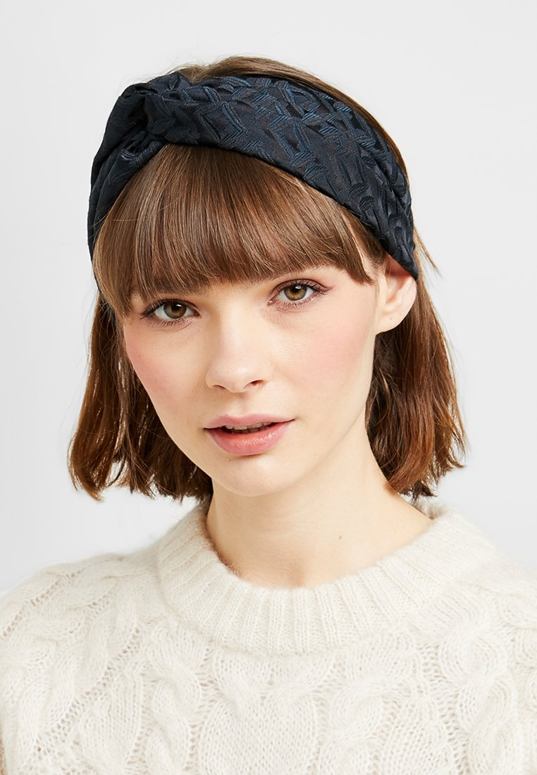 Pieces - PCELAINA HAIRBAND - Haar-Styling-Accessoires - black