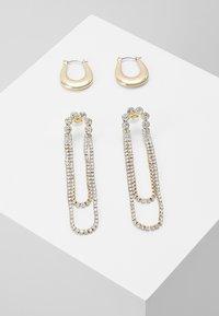 Pieces - Boucles d'oreilles - gold-coloured - 0
