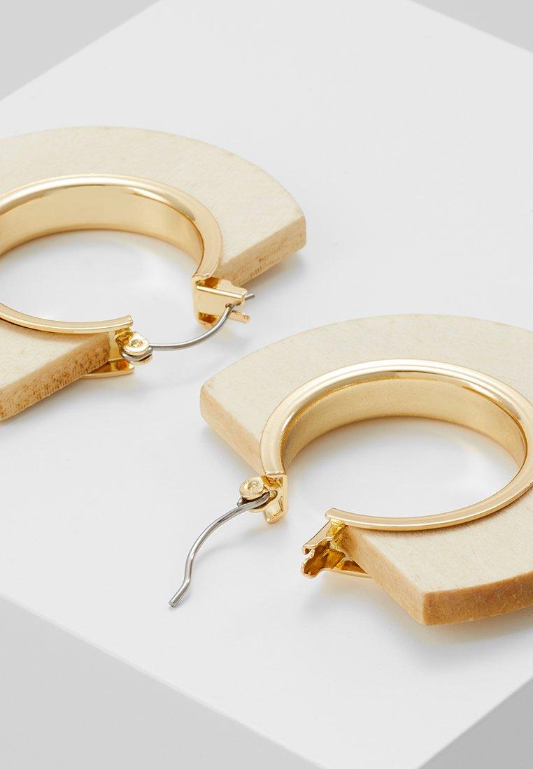 D'oreilles EarringsBoucles Pcabida coloured Gold Pieces Hoop bfgY76mIyv