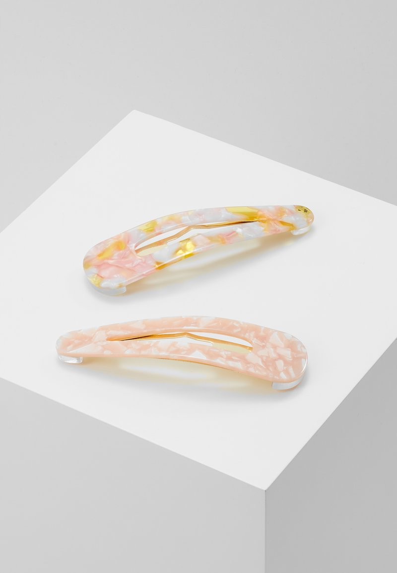 Pieces - 2 PACK - Haaraccessoire - gold-coloured/lotus/mellow yellow