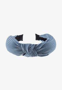 Pieces - Příslušenství kvlasovému stylingu - dusty blue - 3