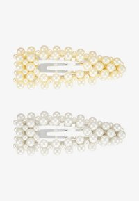 Pieces - Hair Styling Accessory - silver-coloured/white/yellow - 3