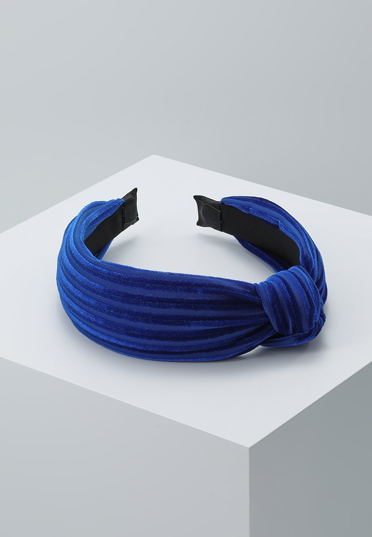 Pieces - PCEMILY HAIRBAND - Haar-Styling-Accessoires - victoria blue