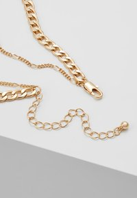 Pieces - Ketting - gold-colour - 2