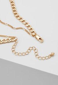 Pieces - Necklace - gold-colour - 2