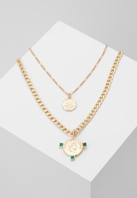 Pieces - Ketting - gold-colour - 0