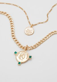 Pieces - Ketting - gold-colour - 4