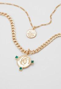 Pieces - Necklace - gold-colour - 4